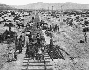 Old Time Railroads